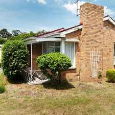 Rental info for Perfect Family Home With Location To Match in the Forest Hill area