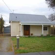 Rental info for BEACHSIDE COTTAGE in the Melbourne area