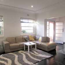 Rental info for Modern Family Home in the Heart of Oatley West in the Sydney area