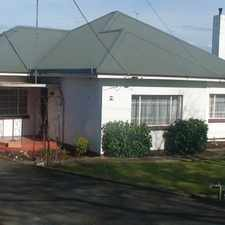 Rental info for SHORT WALK TO CITY CENTRE in the Mount Gambier area