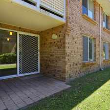 Rental info for A BREATH OF FRESH AIR !! HOME OPEN WED 12 OCT 4.30 - 4.45 REDUCED TO $320.00 PW. in the Kardinya area