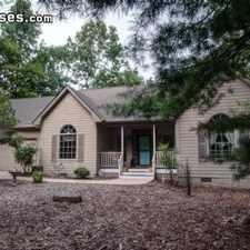 Rental info for $4800 4 bedroom House in Transylvania County Brevard
