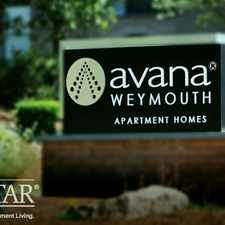 Rental info for Avana Weymouth