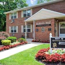 Rental info for Roberts Mill Apartments & Townhomes