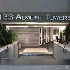 Rental info for Almont Towers