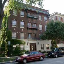 Rental info for 829 N Cass Street