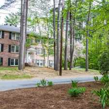 Rental info for PRINCETON AT MILL POND