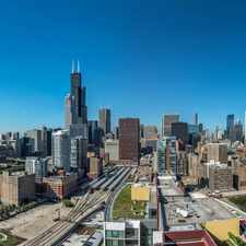 Rental info for 1000 S Clark St in the Chicago area