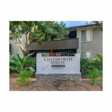 Rental info for Chatsworth Pointe