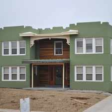 Rental info for 1219 NW 18th St