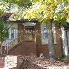 Rental info for Beautiful Town Home