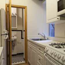 Rental info for 234 Thompson Street #7 in the Greenwich Village area