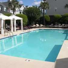 Rental info for 45 Sycamore in the Charleston area
