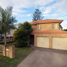 Rental info for QUALITY 4 BEDROOM FAMILY HOME in the Brisbane area