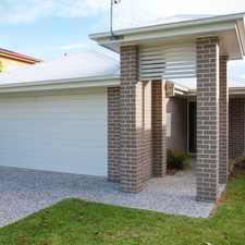 Rental info for NEAR NEW FAMILY HOME in the Wynnum area