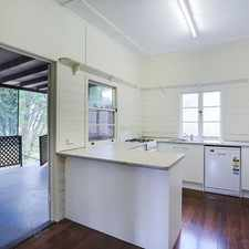Rental info for Updated Three Bedroom Home with All the Features in the Brisbane area