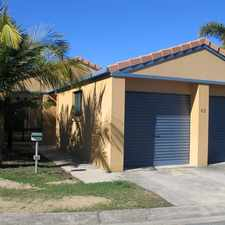 Rental info for Waterfront Home in Helensvale in the Gold Coast area