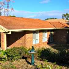 Rental info for Four Bedroom Family Home Close to Schools and Transport in the Flinders View area