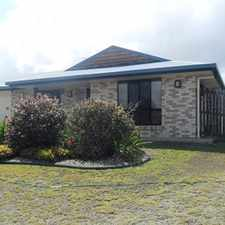 Rental info for Beautiful Low-set brick home in the Rockhampton area
