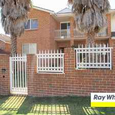 Rental info for Superior Full Brick 5 Bedroom Home. in the Sydney area