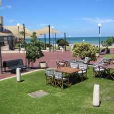 Rental info for Beachside living in the Henley Beach South area