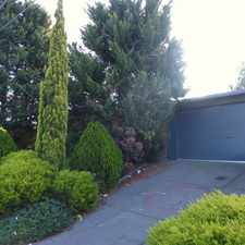 Rental info for Three bedroom home with large back yard! UNDER APPLICATION in the Skye area