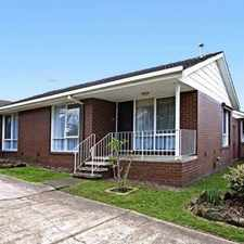 Rental info for SPACIOUS, RENOVATED DELIGHT in the Geelong area