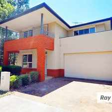 Rental info for DEPOSIT TAKEN in the Lidcombe area