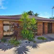 Rental info for Two Bedroom Unit in Mildura in the Mildura area