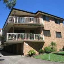 Rental info for Great apartment in great location! in the Westmead area