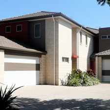 Rental info for LOCATION LOCATION LOCATION! in the Gold Coast area