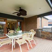 Rental info for Stylish Family Home in Sandhurst Estate in the Sandhurst area