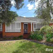 Rental info for Four bedroom family home, walk to shops