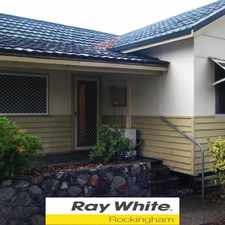 Rental info for 2 x 1 CHARACTER HOME CLOSE TO THE BEACH in the Safety Bay area