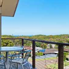 Rental info for MODERN WITH VIEW IN SHELLY BEACH! in the Port Macquarie area