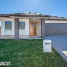 Rental info for NEAR NEW AIR CONDITIONED GREAT FAMILY HOME in the North Lakes area