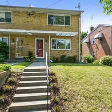 Rental info for New on the market...PIZAZZ and LOCATION! Open Sun June 5 between 2 and 4.