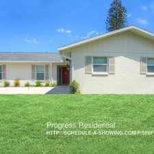 Rental info for 5015 Brandeis Cir S