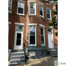 Rental info for Nice rowhome with new carpet, paint, kitchen and furnace! in the Penn North area