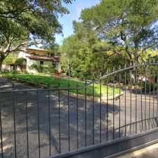Rental info for Ashley Rd Montecito - Private Gated Compound
