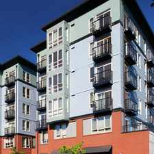 Rental info for The Heights on Capitol Hill in the Capitol Hill area
