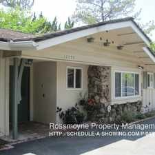 Rental info for 11775 Encino Ave.