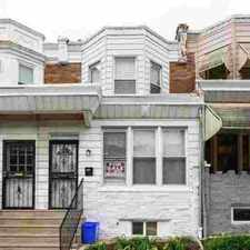 Rental info for Townhouse in PHILADELPHIA in the Overbrook area