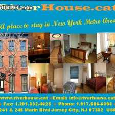 Rental info for $4500 4 bedroom Apartment in Jersey City in the Jersey City area