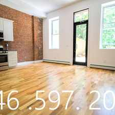Rental info for Halsey St/Lewis Av