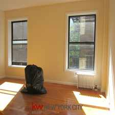 Rental info for Central Park West & Columbus Ave in the New York area