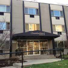 Rental info for Chamberlain I&II Apartments