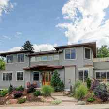 Rental info for Single Family in Boulder in the Boulder area