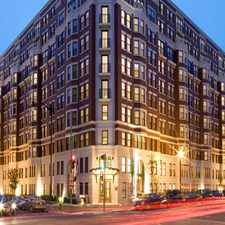 Rental info for 1301 Thomas Circle