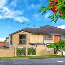 Rental info for STUNNING THREE BEDROOM TOWNHOUSE in the Brisbane area